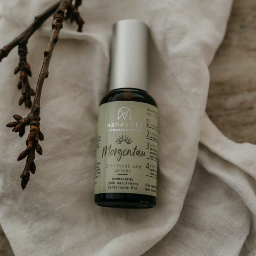 aromaspray morgentau manavita