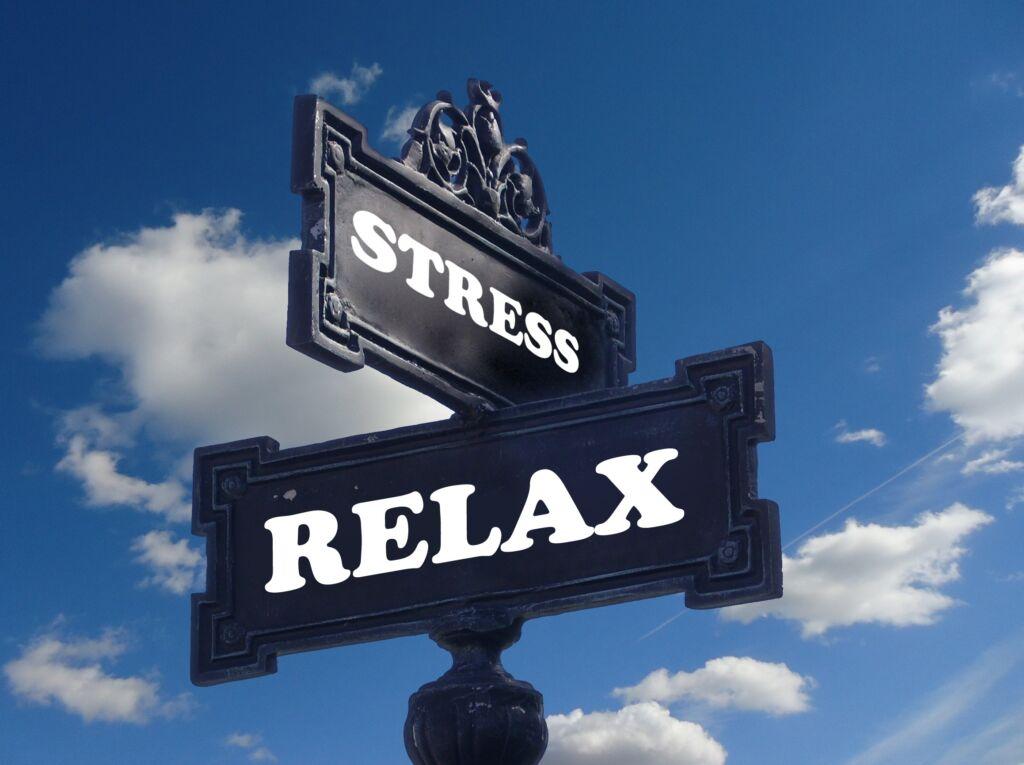 Erholung statt Stress